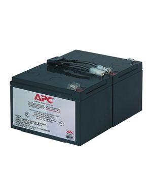 APC nadomestna baterija #6 - RBC6