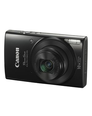 Canon DSC IXUS 190 BK črna barva