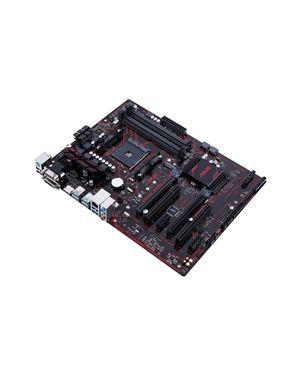 ASUS MB PRIME B350-PLUS, AMD AM4, DDR4, ATX