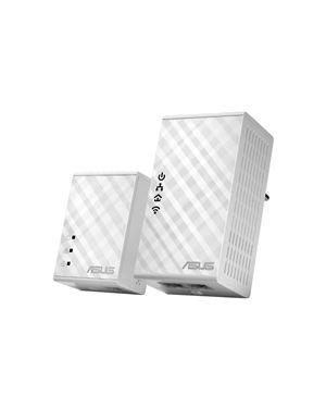 ASUS PL-N12 Kit 300Mbps AV500 WiFi Powerline Ext.