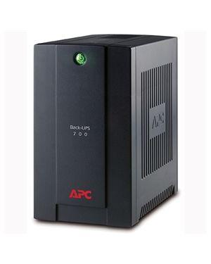 APC Back-UPS BX700U-GR 390 W / 700 VA