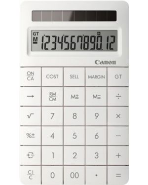 Canon X MARK II WHITE kalkulator