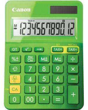 Canon LS-123K kalkulator zelena