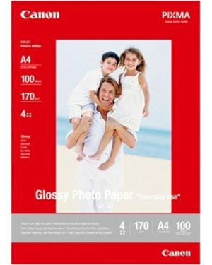 Canon GP-501, foto papir, A4, 200g/m2 -100 kos
