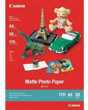 Canon MP-101 foto papir, A4, 170g/m2 - 50 kos
