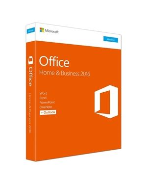 Office Home and Business 2016 ENG Medialess