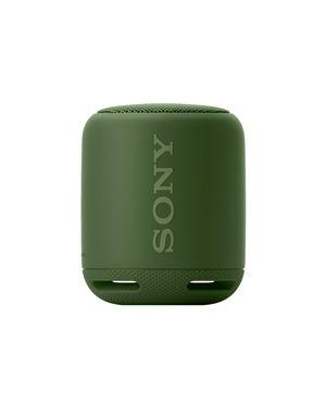 SONY brezžični zvočnik SRSXB10G zelena barva