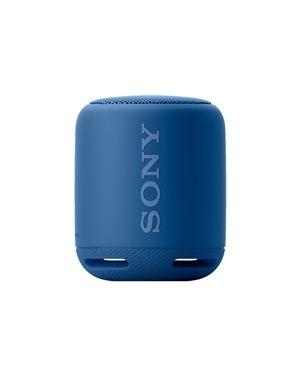 SONY brezžični zvočnik SRSXB10L modra barva