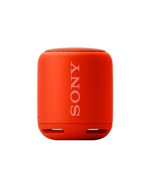 SONY brezžični zvočnik SRSXB10R rdeča barva
