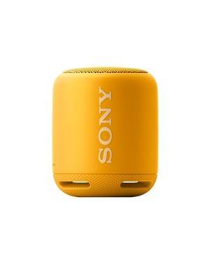 SONY brezžični zvočnik SRSXB10Y rumena barva