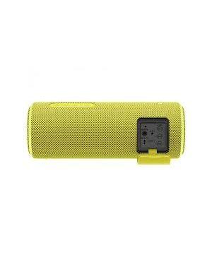 SONY brezžični zvočnik SRSXB21 rumena barva