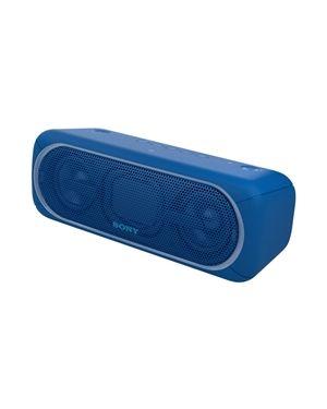 SONY brezžični zvočnik SRS-XB40 v modri barvi