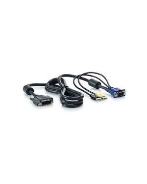 HP 1x4 KVM Console 6ft USB Cable
