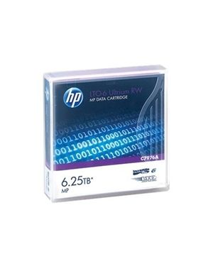 HP LTO6 MP Ultrium Non Custom Lbl 20 Pk