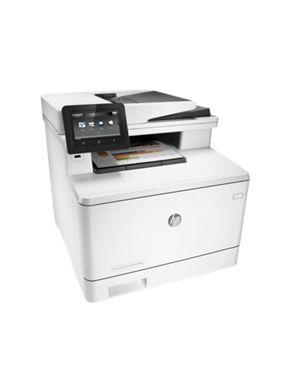 HP Color LaserJet MFP M477fdn Printer