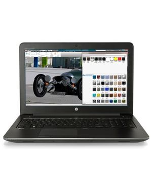 HP ZBook 15 G4 i7-7700HQ 8GB/256, Win10