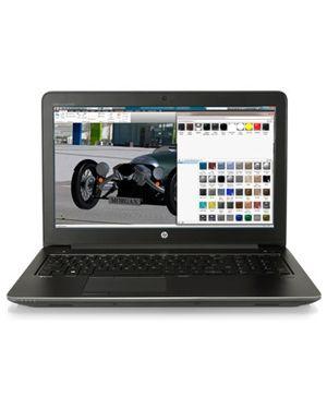 HP ZBook 15 G4 i7-7700HQ 16GB/256, Win10