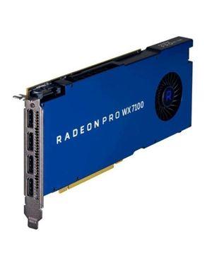 Radeon Pro WX 7100 8GB grafična kartica