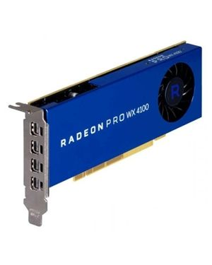Radeon Pro WX 4100 4GB grafična kartica